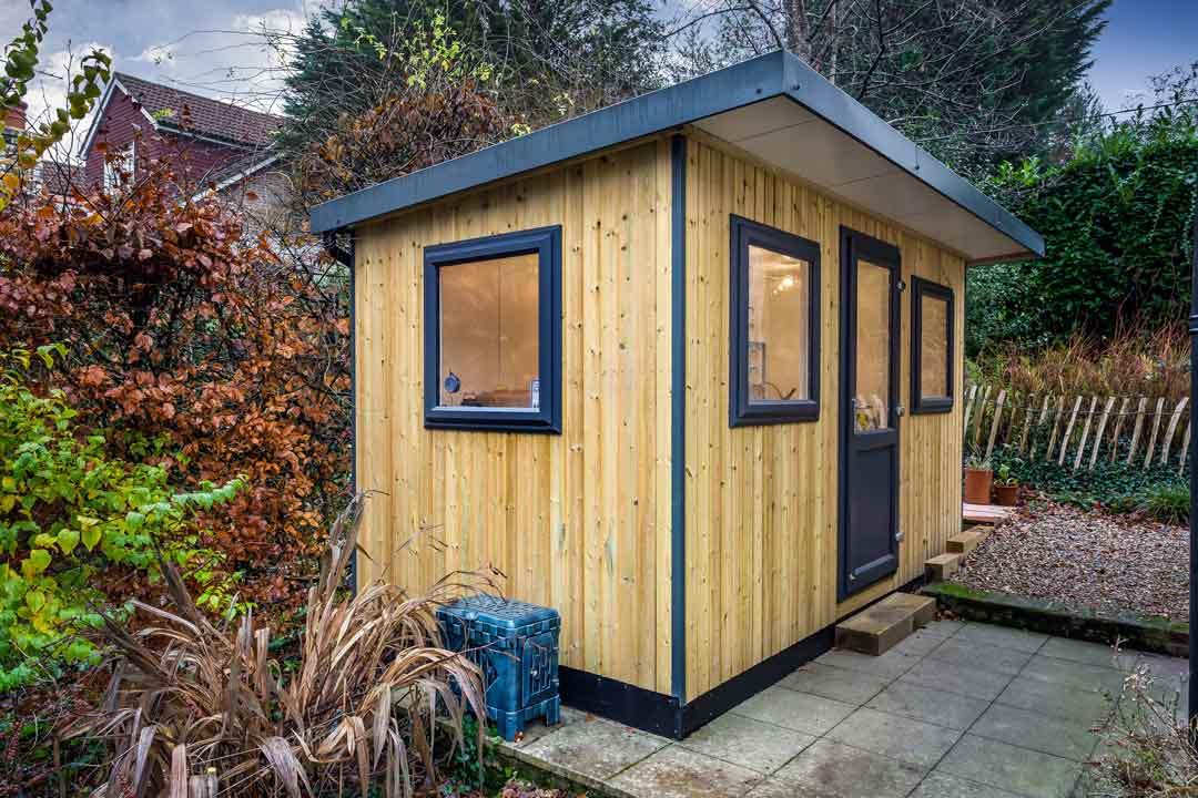 Garden Sheds 2m X 2m pro workshop - photo gallery - heavy duty garden workshops