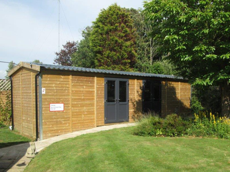 Pro Workshop Apex Garden Room Heavy Duty Garden Workshops