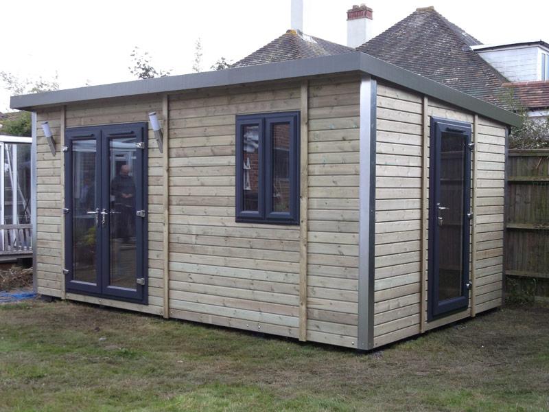 Pro Workshop Heavy Duty Garden Workshops